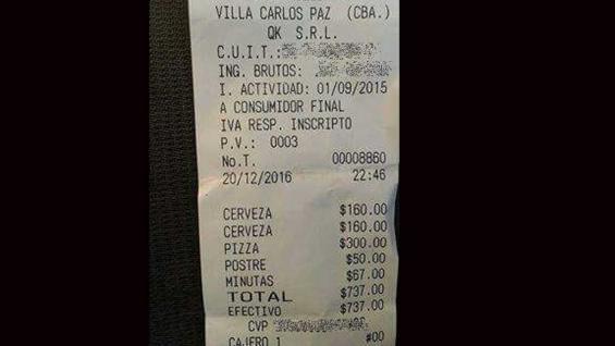 """Aseguran que en Rosario hay promociones """"económicas"""" de pizza y cerveza"""
