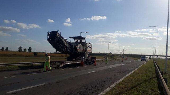 Al fin arrancó la reforma de la autopista a Córdoba tras la rebelión civil