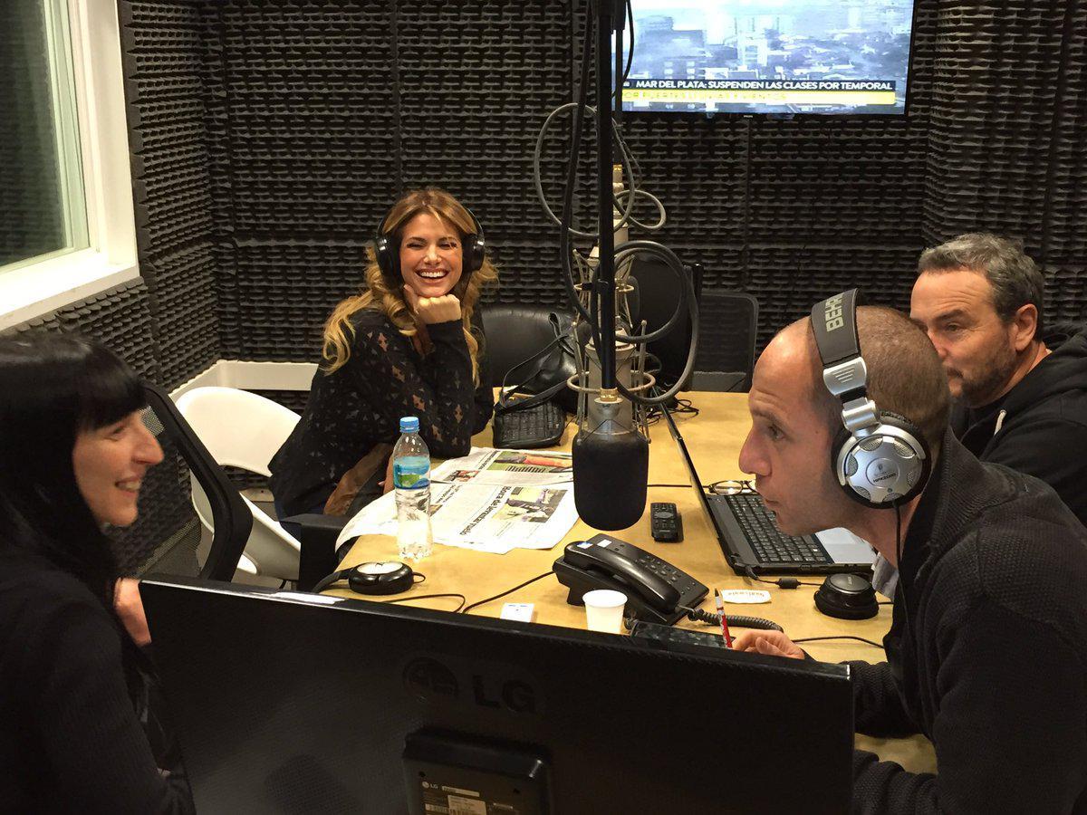 """Alessandra Rampolla: """"El sexo está en la mente de todos aunque no se practique"""""""