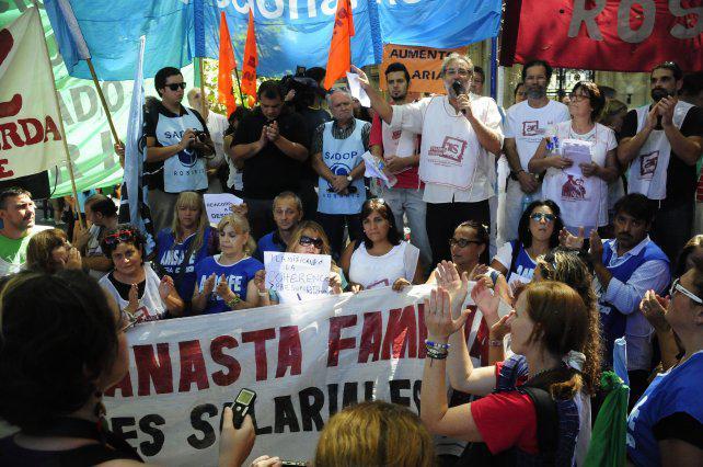 Amsafé amenaza con conflicto si no se reabre la paritaria y pide un 10 por ciento de aumento