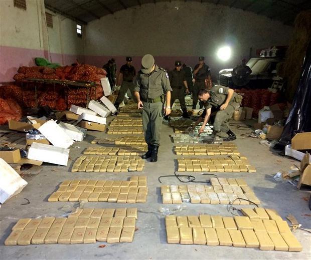 """""""Argentina está en la antesala de convertirse en un narco Estado"""""""