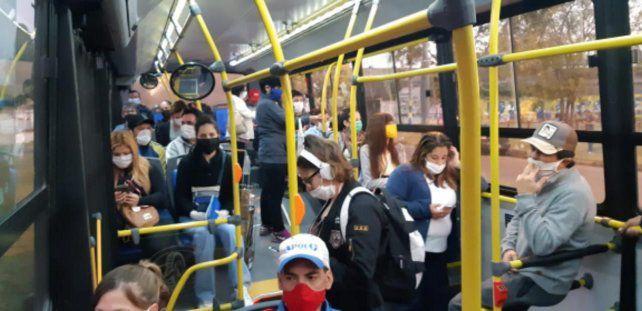 """""""Aumentamos el boleto porque la situación del transporte es insostenible"""""""