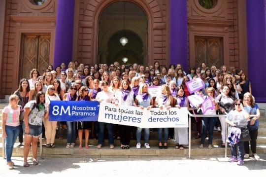 Aumentaron las denuncias por violencia de género en Rosario