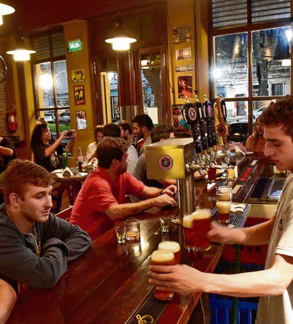 Aumentaron los controles a restaurantes y bares y hubo menos sanciones