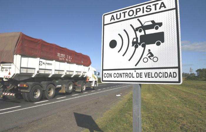 Avalancha de reclamos rosarinos contra los radares en las rutas
