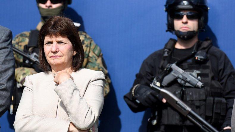 """Bullrich: """"El ataque a balazos al jefe de la Federal parece un atentado mafioso"""""""