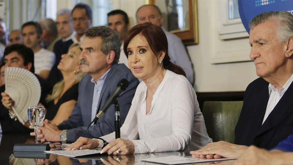 Cambiemos apoya el desafuero para que Bonadio detenga a Cristina