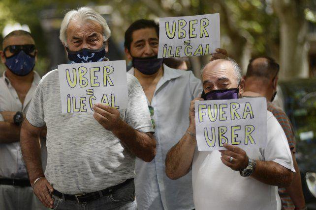 Cambiemos rechaza aumentar multas a Uber y advierte que será un boomerang