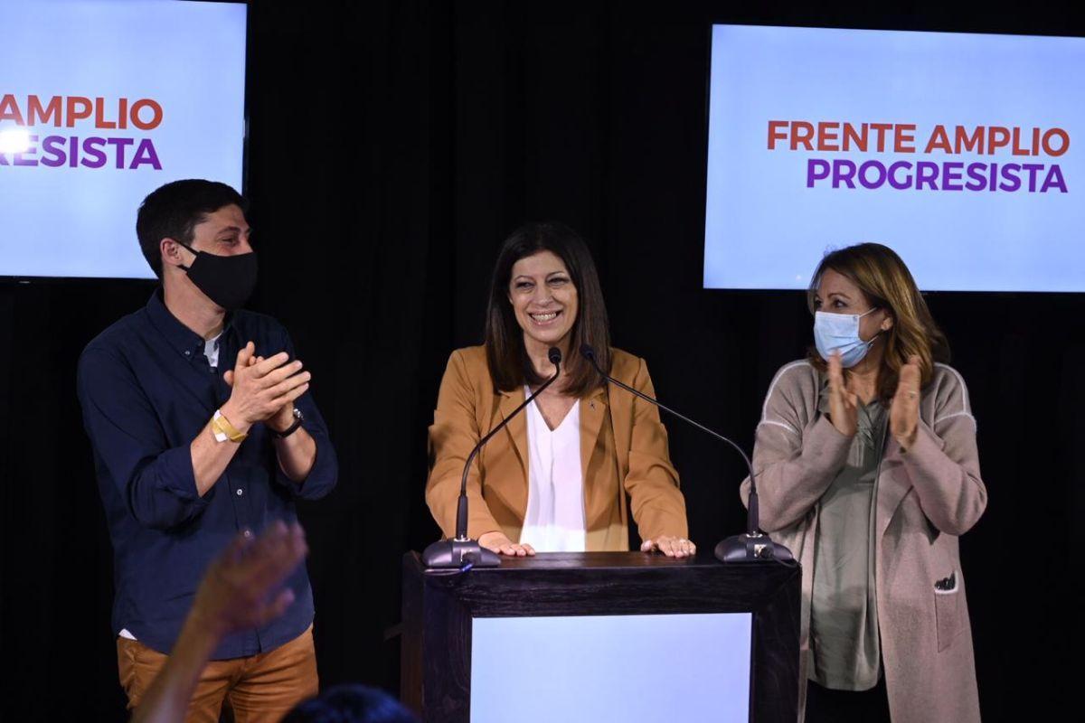 """Clara García: """"Fue una respuesta a un gobierno nacional poco transparente"""""""
