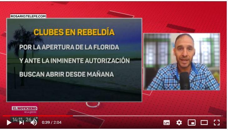 Clubes en rebeldía: amenazan con abrir aún sin autorización oficial