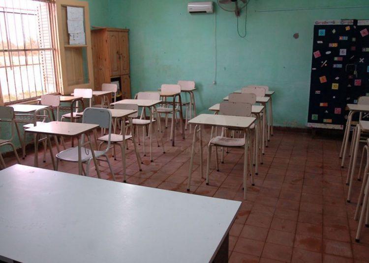 Cómo es el protocolo de las 55 escuelas santafesinas que volvieron a la presencialidad