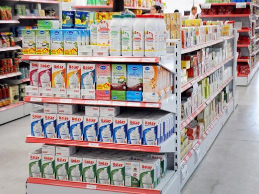 Cómo es la ley de góndolas que busca más competencia en supermercados