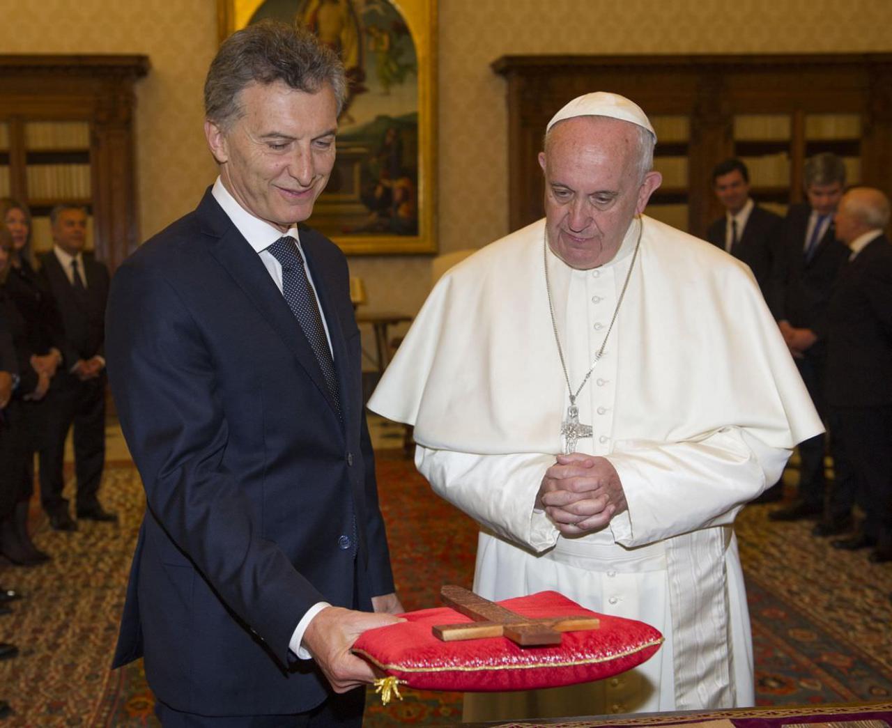 Cómo se analiza desde el Vaticano la tensión entre Macri y el Papa Francisco