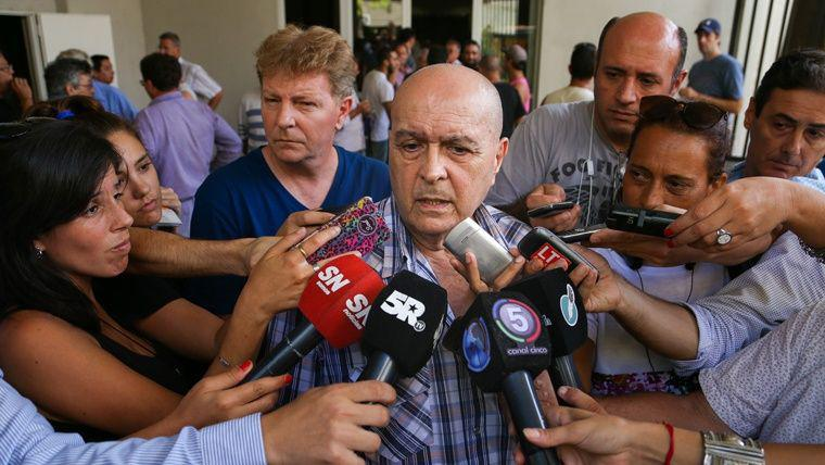 Cornejo criticó a Moyano y anunció que la UTA no adhiere a la marcha del 22