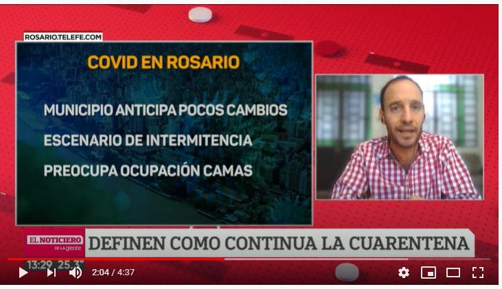 Covid en Rosario: tiempo de definiciones entre flexibilizaciones y restricciones
