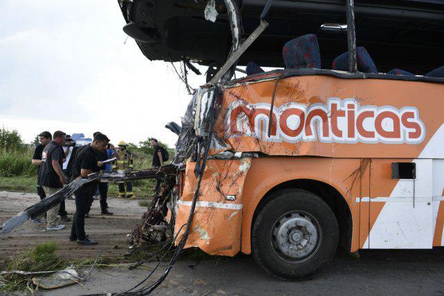 Críticas opositoras al secretario de Transporte por sus dichos sobre la tragedia de Monticas