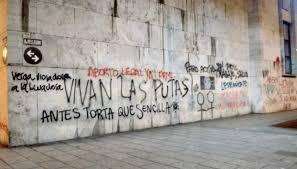 Cruce entre concejales por incidentes y pintadas en el Encuentro de Mujeres