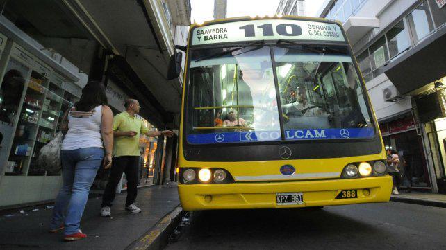 Cruces por los cambios de recorrido del transporte público en el casco histórico