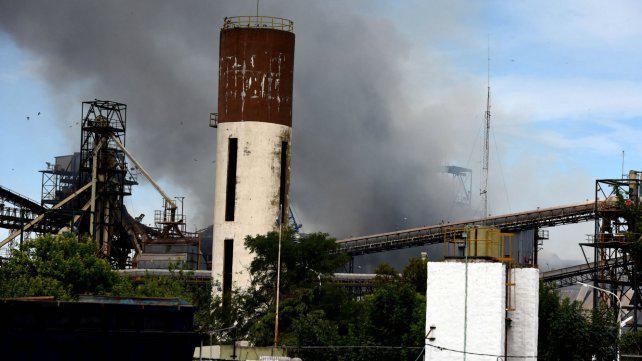 """Del Frade: """"La explosión en Cofco no fue un accidente, hubo negligencia empresaria"""""""