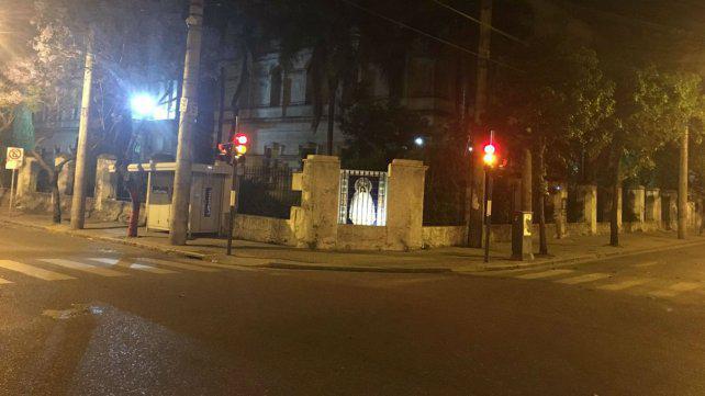 Denuncian que el accidente de Lagos y Salta fue por el estado del semáforo