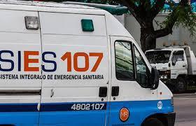 Salud aclaró por qué nunca llegó una ambulancia pública a un robo fatal