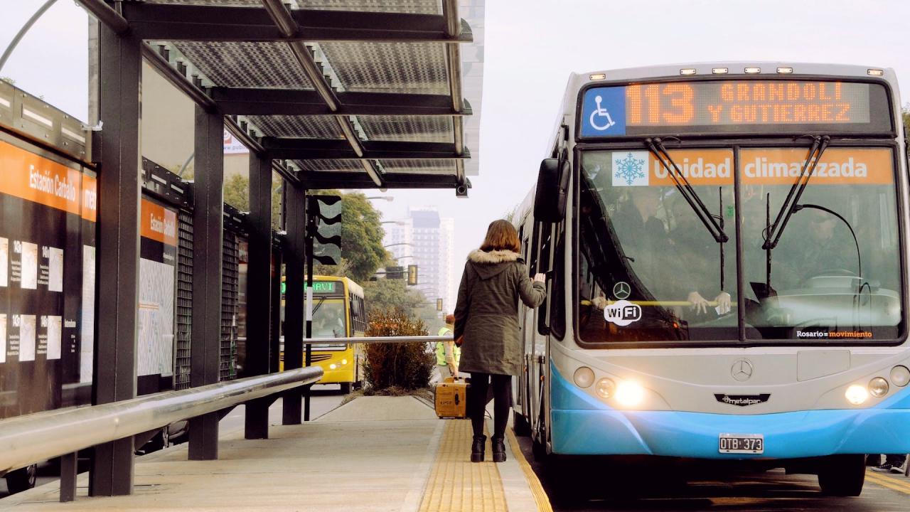 Duro cruce entre el municipio y el PRO por el nuevo sistema de transporte