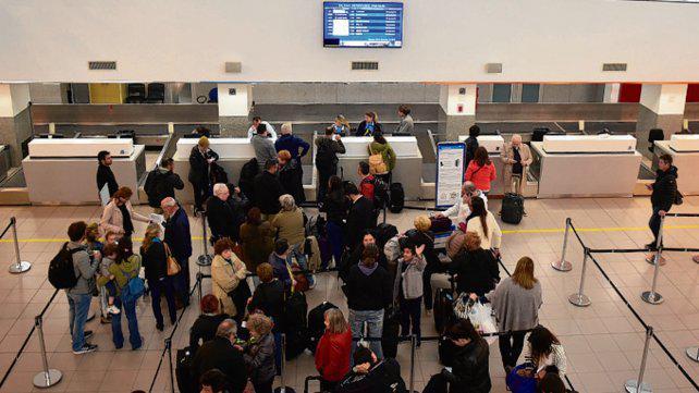 El aeropuerto superó los 500 mil pasajeros en lo que va del año