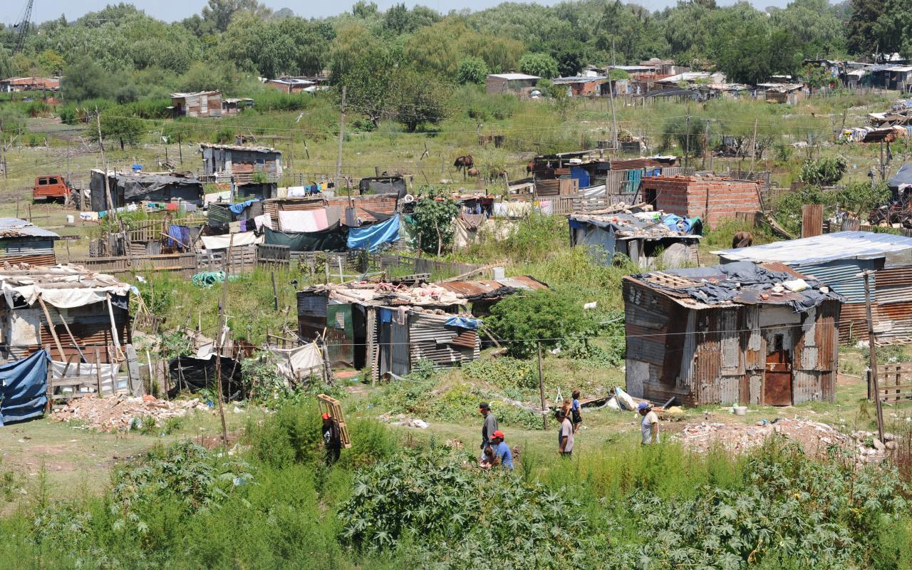 """El arzobispo Martin dijo que """"los índices de pobreza crecieron en los últimos meses"""""""