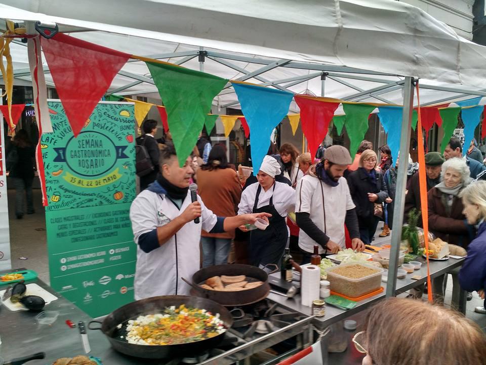 El chef Pablo Kunzel asegura que la clave de una dieta saludabe es comer variado