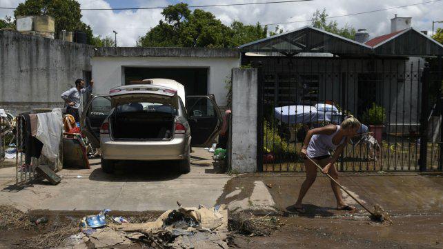 El desgarrador relato de una vecina de Arroyo que padeció el intenso temporal