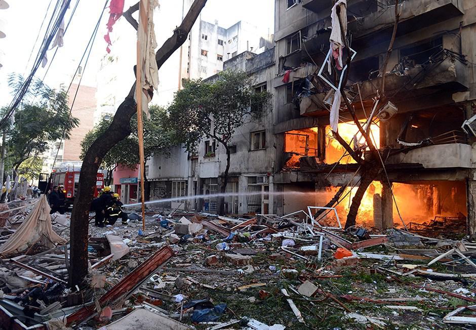 El doloroso recuerdo del portero de Salta 2141 a 5 años de la explosión