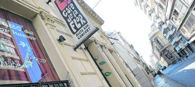 El dueño del Café de La Flor pidió hacer una probation para evitar la cárcel