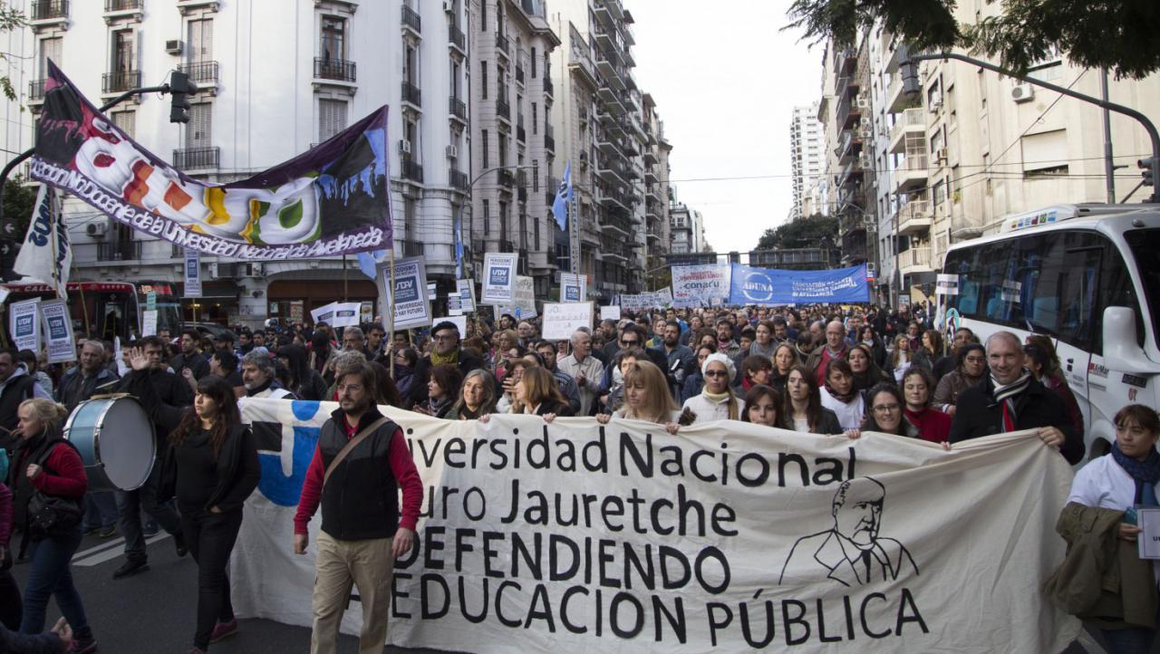 Nación negó que haya recortes en el presupuesto de la universidad