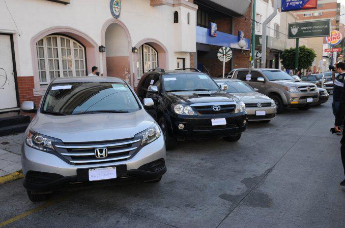 El gobierno amenaza publicar la lista de contribuyentes que adeuda la patente automotor