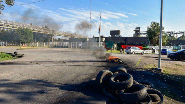 El gremio aceitero denuncia lock out patronal en Cargill