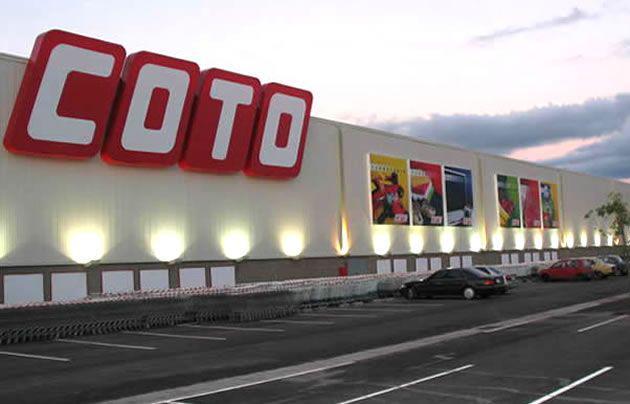 El gremio mercantil en alerta ante nuevos despidos en los supermercados Coto