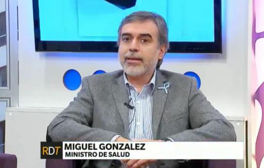 El ministro de Salud reconoció que hay faltante provisoria de vacunas de Gripe A