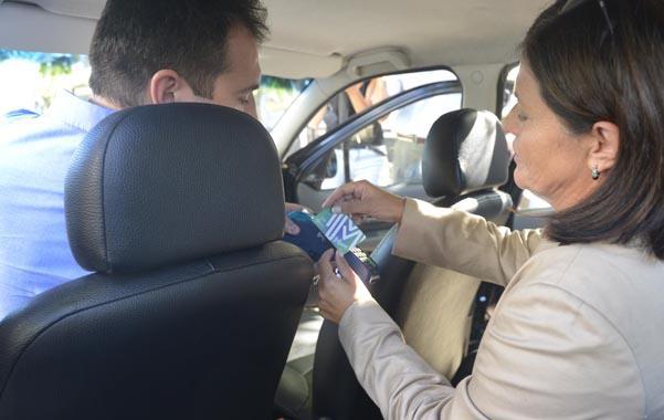 El municipio defendió la sanción al taxista acusado de masturbarse ante una pasajera