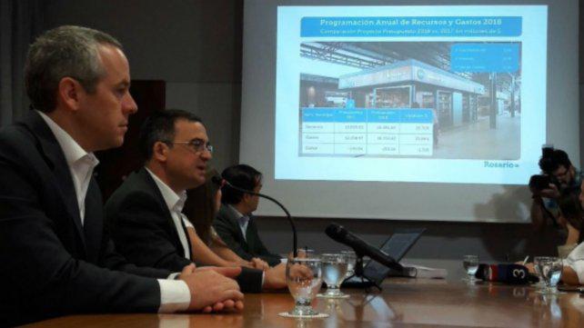 """El municipio defendió la oferta paritaria, la """"más alta para el sector público"""" en Santa Fe"""
