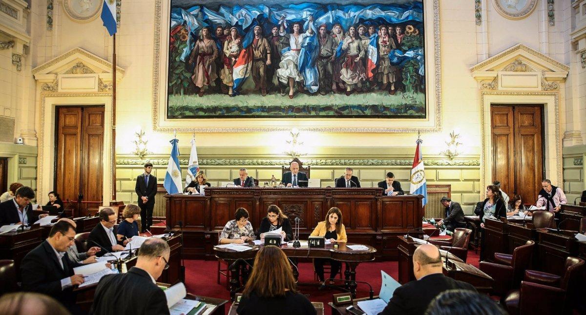 El PJ busca modificar en Diputados el proyecto de presupuesto 2020 de Santa Fe