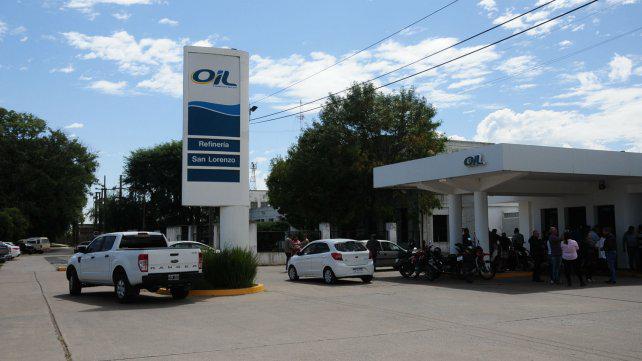 """El salvataje judicial a la refinería Oil, """"una esperanza para los trabajadores"""""""