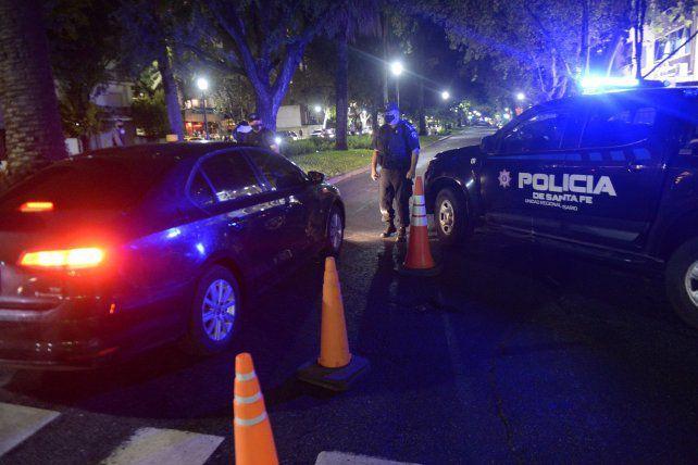El tránsito nocturno cayó 60% y también los heridos graves por accidentes viales