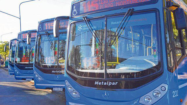 El transporte de Rosario se queda sin proveedor de nuevos colectivos urbanos