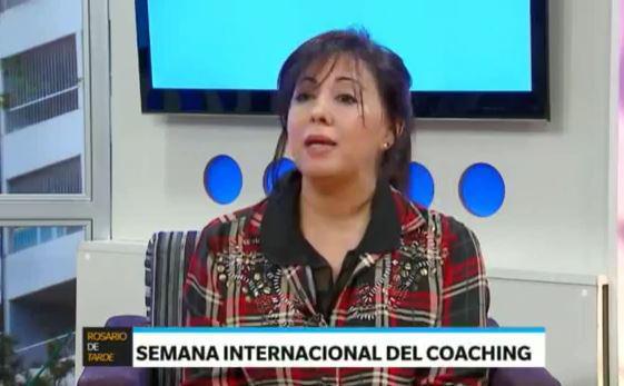 En que consiste la Semana Internacional del Coaching en Rosario