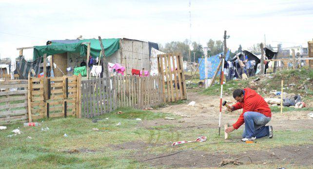 En Rosario hay 100 mil personas que no cuentan con una vivienda digna