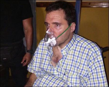 Escándalo en Gálvez por el ataque de sindicalistas a concejales en plena sesión