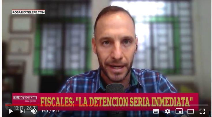 Escándalo por el juego ilegal: fiscales van por el desafuero del senador Traferri
