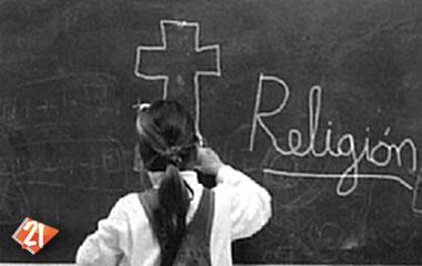 Fuertes críticas al intento de volver a enseñar religión en las escuelas