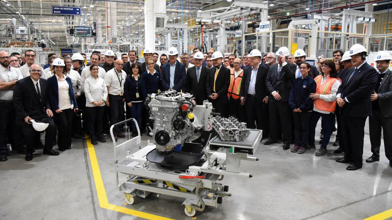 General Motors planea tomar mil empleados en el Gran Rosario en 2020