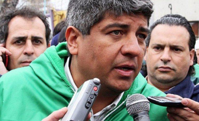 Gremios locales apoyan un paro nacional si detienen a Pablo Moyano